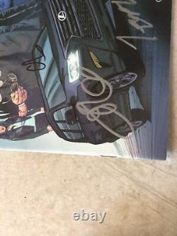 Agents Of Shield Signed Autographs Cast SDCC Comic Con 2014