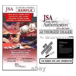 Butch Hartman THE FAIRLY ODDPARENTS Cast X7 Signed 11x17 Photo Autograph JSA COA