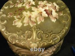 C. F. Monroe NAKARA Wave Crest Dresser Box SPINDRIFT Mold