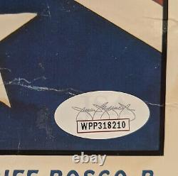 CAST OF DUKES OF HAZZARD X 3 Signed Autograph LP Cover Record JSA Bo Daisy Luke