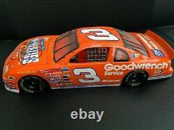 Dale Earnhardt Sr signed Die Cast Car JSA LOA Rare Nascar Legend Z757
