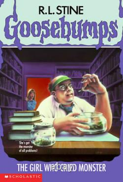 GOOSEBUMPS / 1995 Original TV Script AUTOGRAPHED BY CAST, Girl Who Cried Monster