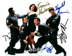 Ghostbusters Cast Aykroyd Murray +3 signed 8x10 Photo autographed Picture COA