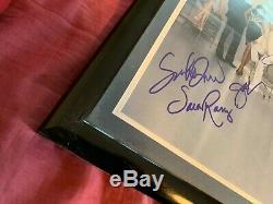 Grey's Anatomy Cast Signed Autograph Photo Poster Framed Patrick Dempsey Rare