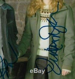HARRY POTTER CAST OF 3 Autographed 8 x 10 Signed Photo HOLO COA