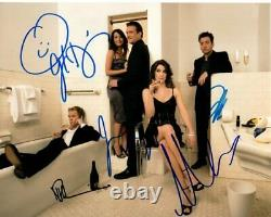 HOW I MET YOUR MOTHER signed autographed CAST photo RARE