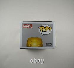 Iron Man Cast by 12 #375 Avengers Signed Autographed Funko Pop COA