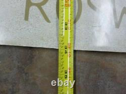 J RARE Original ROSWELL TV Show Cast Signed Poster Katherine Heigl Jason Behr+