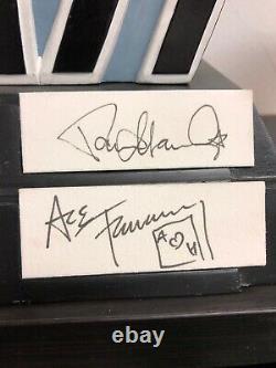 Kiss Gartlan Cast-porcelain Statue Signed By All 4 Original Members #0165