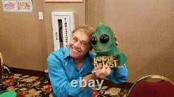 Land of the Lost Sleestak Bust Hand Signed by 10 Original 1974-76 Cast Members