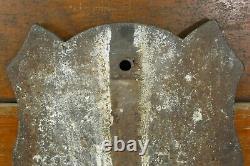 RARE Antique Original Minneapolis St Louis RailRoad Cast Iron Whistle Sign