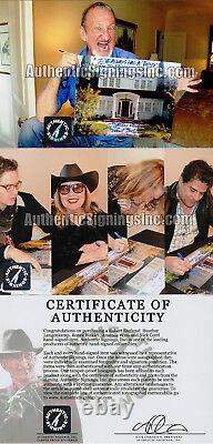 Robert Englund Freddy Krueger Cast Autographed Nightmare Elm St Photo ASI Proof