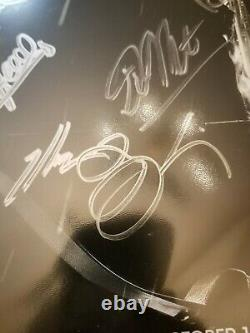 SDCC 2013 Arrow Cast Signed Poster 11x17