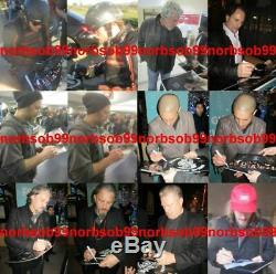 SONS OF ANARCHY CAST X10 SIGNED 11x14 PHOTO CHARLIE HUNNAM +9 & BECKETT BAS LOA