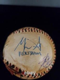 Sandlot Signed Baseball RUTH REPLICA JSA Original 8 Cast Members RARE ON SALE
