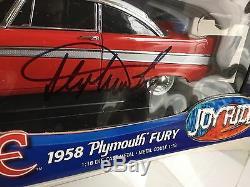 Stephen King signed autograph Christine Ertl die cast 118 car JSA LOA Rare Cool