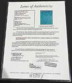 THE SOPRANOS CAST WithTONY TV SCRIPT COVER WHOLE CAST SIGNED BY 25 AUTOGRAPHED JSA