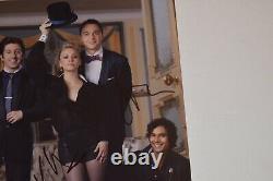 The Big Bang Theory Cast Signed 11x14 Photo x5 Jim Parsons Kaley Cuoco PSA COA