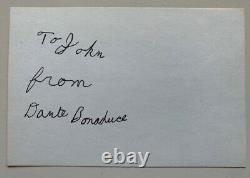 The Partridge Family 8 Original Cast Members Autographed David Cassidy