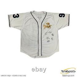 The Sandlot Cast Signed Custom Baseball Jersey