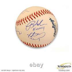 The Sandlot Cast Signed Official MLB Baseball