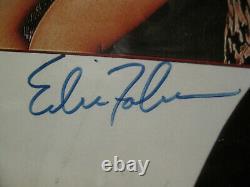 The Sopranos Autographed Poster Cast Signed Gandolfini Falco Sirico and More