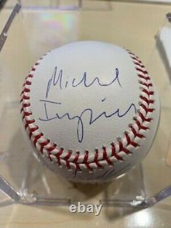 The Sopranos Cast Signed Autographed Onl Baseball