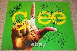 Classe De Darren X9 +8 Autographe Signé 11x14 Photo Avec Profexact