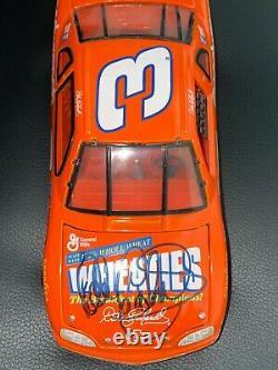 Dale Earnhardt Sr Signé Die Cast Car Jsa Loa Rare Nascar Légende Z757