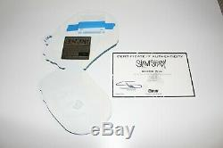 Eminem Slim Shady Lp Acrylique Moule Skam Pill / 99 Signée À La Main Création Coa In Hand