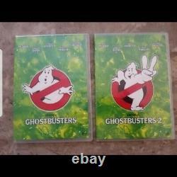 Ensemble Complet De DVD De Ghostbusters Signé