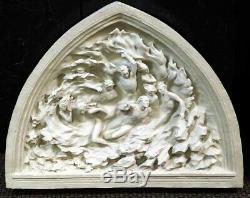 Frederick Hart Ex Nihilo Modèle De Travail (fonte De Marbre) Sculpture 2001 Maquette