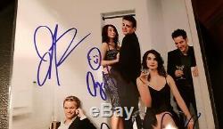 How I Met Your Mother Cast Autographié Signé 8x10 Photo, Authentique