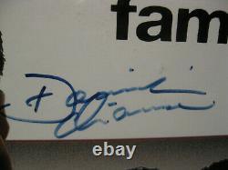 L'affiche Autographiée De Sopranos A Signé Gandolfini Falco Sirico Et Plus