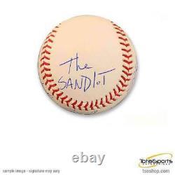 Le Casting Sandlot Signé Officiel Mlb Baseball