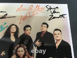 Le Sopranos 10 Signature Cast Signé Autographié 8x10 Photo James Gandolfini +