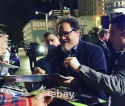 Mandalorian Cast Signed 12x18 Affiche Gina Carano Star Wars Jon Favreau Autographe