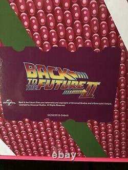 Michael J Fox +3 Signé Cast Hoverboard Retour Vers Le Futur Beckett Coa