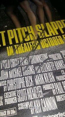 Pitch Perfect Signé Cast Movie Poster 12x18 Anna Kendrick 5 Auto La Photo Proof