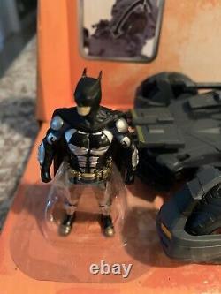 Signé Ben Affleck Batman Batmobile Metals Die Cast DC Autograph Bas Coa Beckett