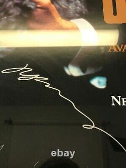Signé Par Cast Autographié L'affiche Du Parrain