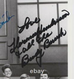 The Brady Bunch Cast Autograph Signed Photo