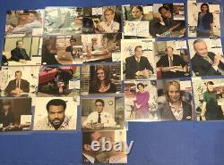 The Office Cast (22)signed Lot Of 8x10 Photos Jsa, Psa, Beckett, Autographe Coa